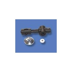 tail drive gear shaft