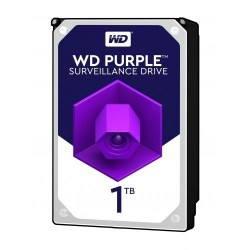 Western Digital HDD int.1TB WD10PURZ, PURPLE