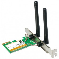 Scheda PCI Express 2.0 1x Wireless 300 Mbps