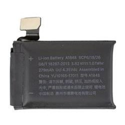 Batteria per iWatch 3 LTE - 38mm 279mAh Li-Ion Bulk