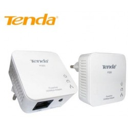 Tenda P200 Powerline Kit 2 Mini Adapter Up to 200Mbps